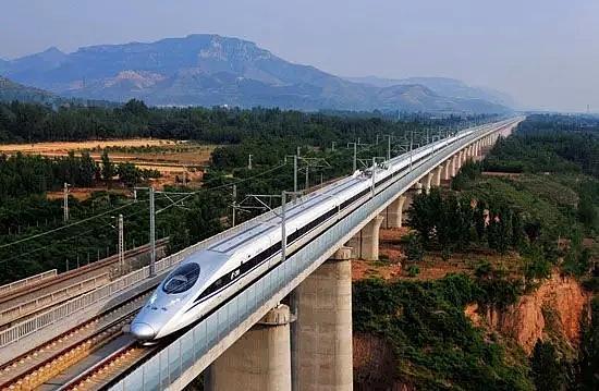 雄安新区规划优化高速铁路网